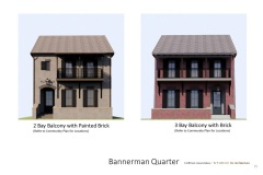 Bannerman Commons 15-2-Bay-_-3-Bay-ELEVATIONS