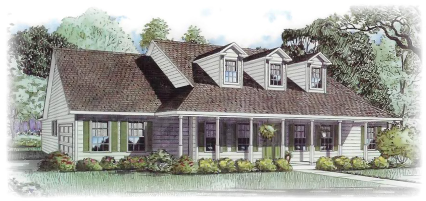 Covington Pennyworth Homes Tallahassee Home Builder