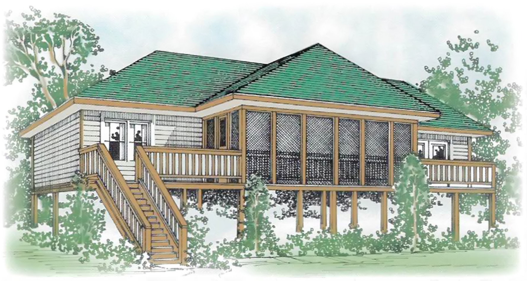 Ebtide Pennyworth Homes Tallahassee Home Builder