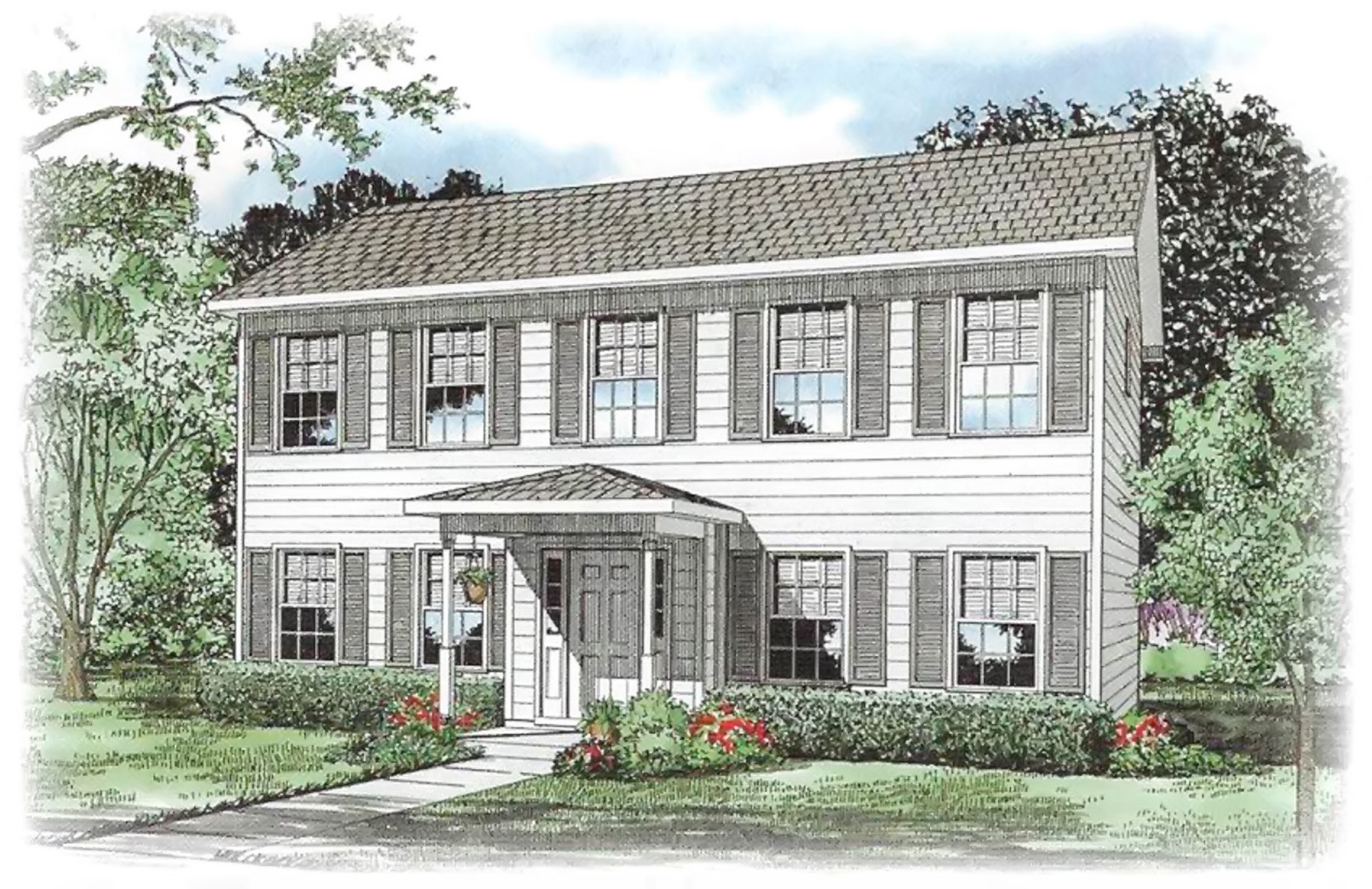 Manchester Pennyworth Homes Tallahassee Home Builder