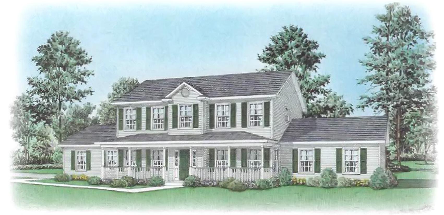 Munsbury Grand B Pennyworth Homes Tallahassee Home Builder