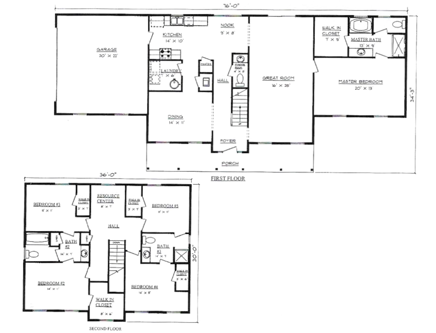 Plans for Munsbury Grand B Pennyworth Homes Tallahassee Home Builder